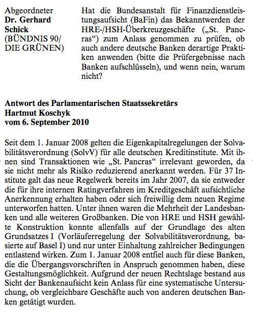 DIP21 Schick zu StPancras