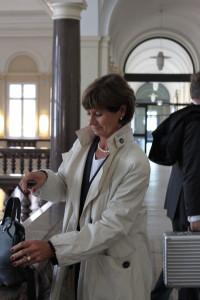 Strafverteidigerin Gaby Muenchhalffen