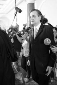 Dirk Jens Nonnenmacher nach dem Urteil.