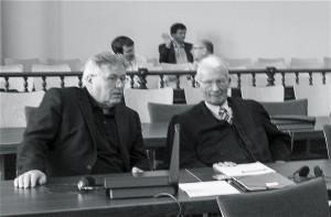 Peter Rieck und Norbert Gatzweiler
