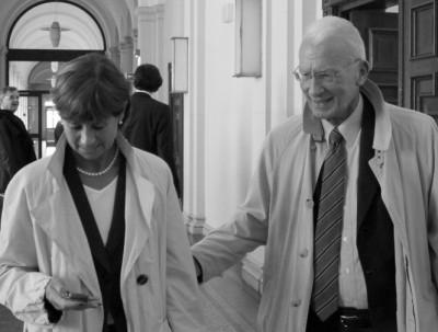 Das Strafverteidigerehepaar Gaby Münchhalffen und Prof. Norbert Gatzweiler