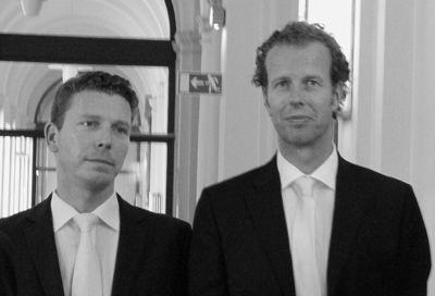 Die Staatsanwälte im HSH Prozess: M. Fink und K. Wegerich