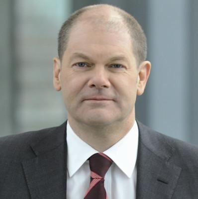 Hamburgs Erster Bürgermeister Olaf Scholz