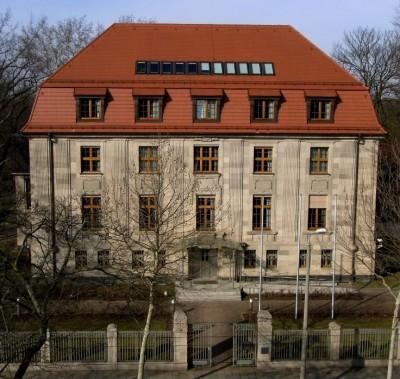 Bundesanwaltschaft in Leipzig